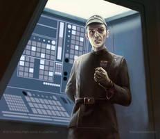 Star Wars Armada Commandant Aresko by AnthonyDevine