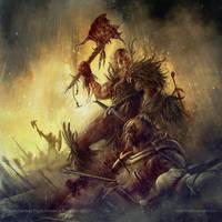 LOTR Raven Clan Elite by AnthonyDevine