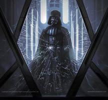 STAR WARS - Darth Vader by AnthonyDevine