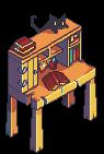 Desk by RHLPixels
