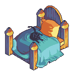 Bed by RHLPixels