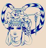 Lady Kikka Portrait by RHLPixels
