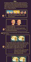 Face study Part 1 Eyes by RHLPixels