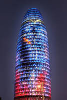 Agbar tower by Logan-chem
