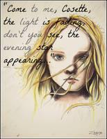 Cosette by BurningSpinKilljoy