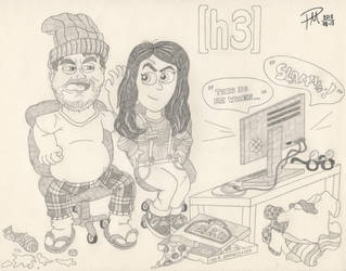 h3h3 Productions by Drorito