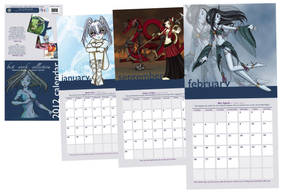 Best Work Collection Calendar by Tazmaa