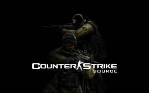 Counter-Strike Source Wallpape by johnakadoe