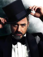 Robert Downey Jr. by doormouse1960