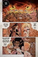 FANG'S JORUNEY (Page 17) Preview Page by alfaluna