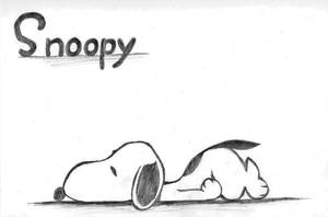 Snoopy by wierd0