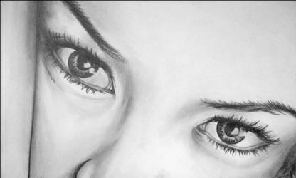 Eyes by wierd0