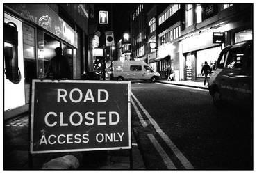 no access by jrockar