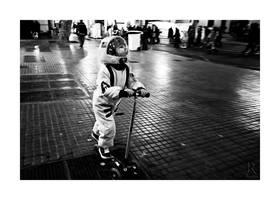 spaceman by jrockar