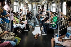 subway by jrockar