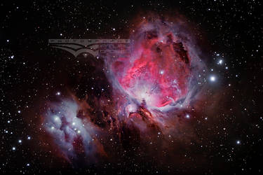 Orion Nebulae by VirtualWords