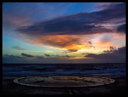 Irvine Sunset 4-1-05 by MarkShannon