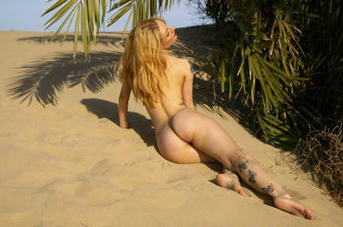 Beautiful body and beach IV by martinrobinson