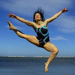 Joy of gymnastics by martinrobinson