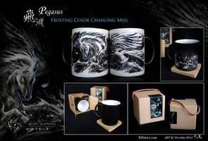 PEGASUS Color Changing Mug by J-C