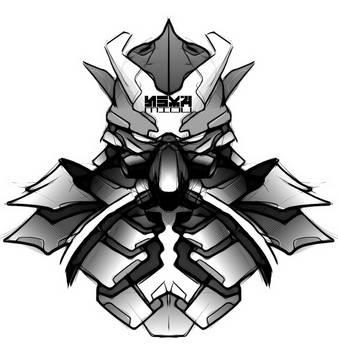helghast samurai by easycheuvreuille