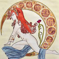 Art Nouveau by Farizada