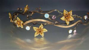 The Brass branch circlet by ElnaraNiall