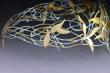 My Galadriel crown replica - pic3 by ElnaraNiall