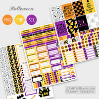 Printable Planner Stickers by lifewithmayra