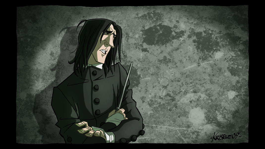 The Half-Blood Prince by Kristele