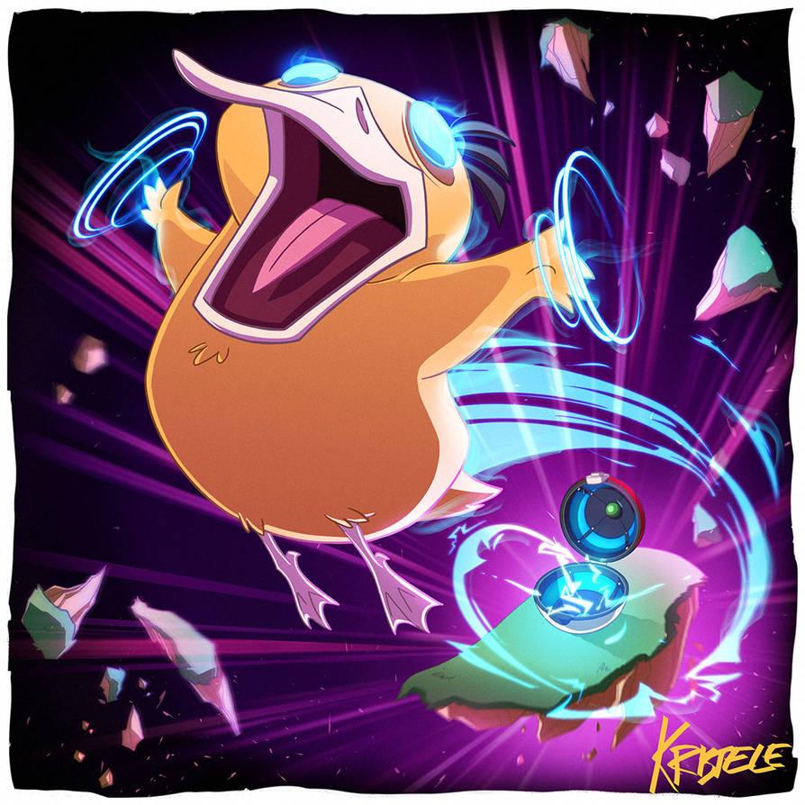 CDChallenge: Pokemon by Kristele