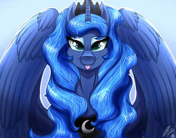 Luna Hair by NexcoyotlGT