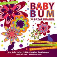 Baby Bum Bazar 2008 by 4everDesign