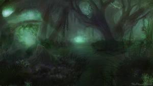 Swamp of Wonder by JKRoots