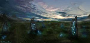 Grasslands of Longing by JKRoots