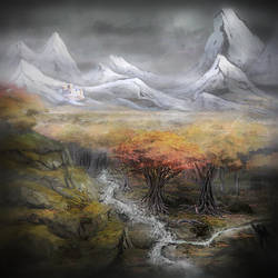 Svalblod Album Cover by JKRoots