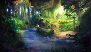 <b>Elven Forest 4</b><br><i>JKRoots</i>