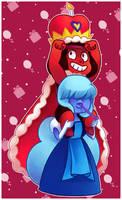 Steven Universe_Birthday Girl by Totowuv