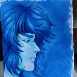 Aioros Azul by EarthyD