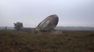 Martian Cylinder -Testshot- by Mr-Nike