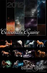 2012 Equine Calendar by ellastasia