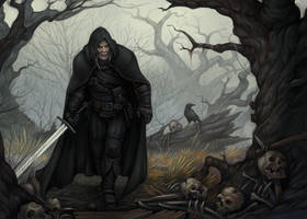 Witcher by AndreySL