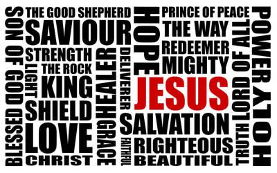 Jesus is... by gunner13
