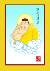Buddha by gunner13