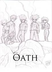 The Oath Pencils by Gokid