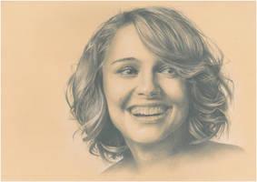 Natalie Portman by Mark-Anstis