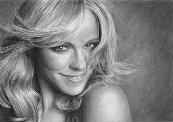 Rachel McAdams by Mark-Anstis