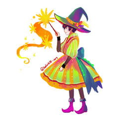 HPHM: Kaoru's Magic by LiniAriva