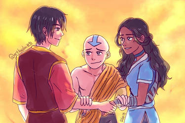 ATLA: The Ending that I've always wanted by LiniAriva