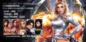Ale Borgobello - Updated Prices and Guideline by AleBorgo